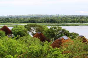 Kabalega Wilderness Lodge Image