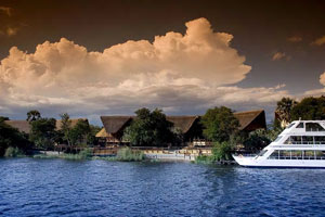 The David Livingstone Safari Lodge & Spa Image