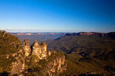 Full Day Blue Mountains Tour, Australian Wildlife & River Cruise 8:00 AM Thumbnail