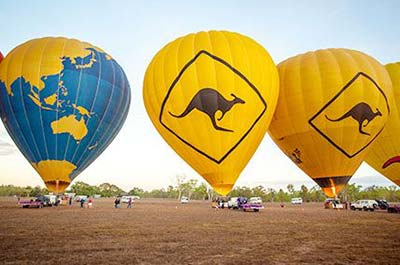 Cairns Balloon Ride Thumbnail