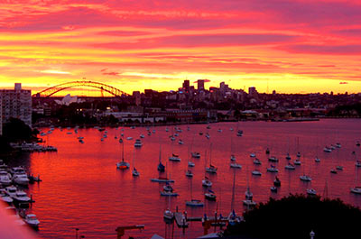 Sydney Harbour Sunset Dinner Cruise Thumbnail