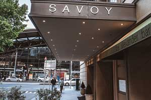 The Savoy Hotel on Little Collins Image