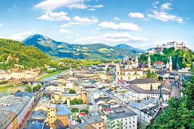 Tour of Salzburg Thumbnail