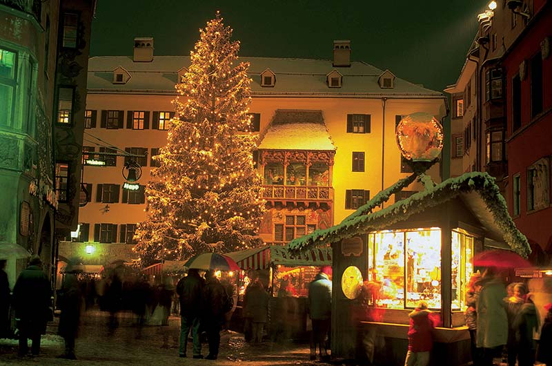 Innsbruck Christmas Markets