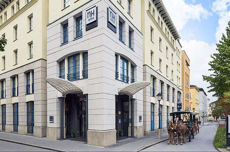 Nh Hotel Salzburg City