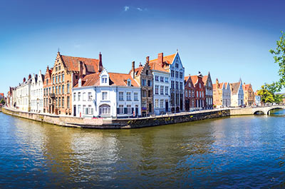Full Day Bruges City Tour with lunch Thumbnail