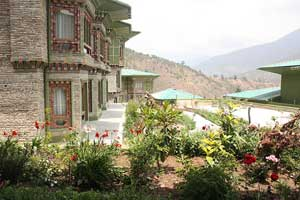 RKPO Green Resort Image