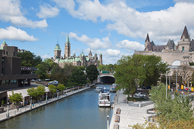 Rideau Canal Cruise with dinner Thumbnail