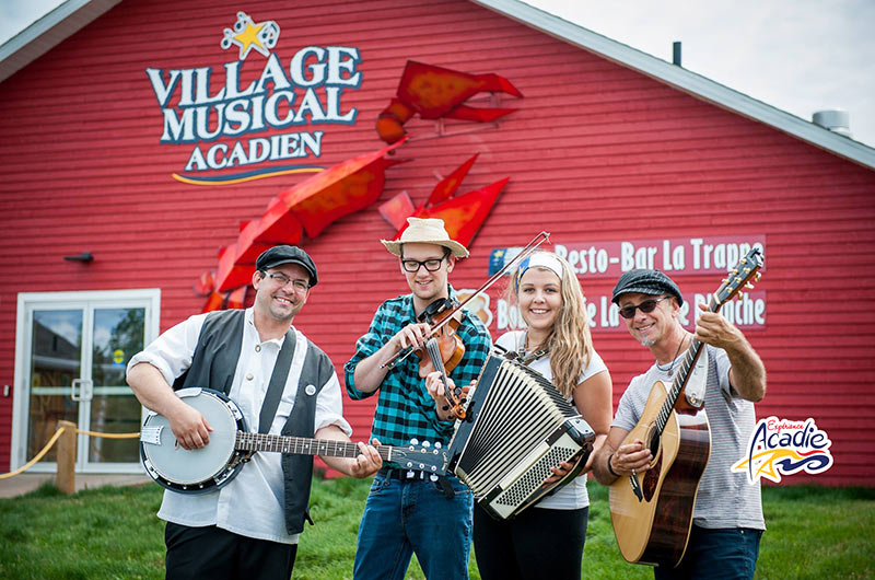 Acadian Dinner & Musical Experience Thumbnail