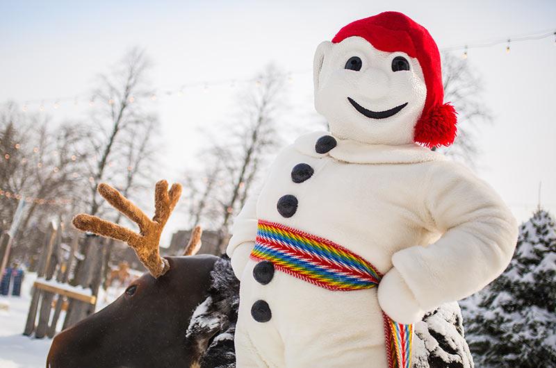 4 Day Quebec Winter Carnaval