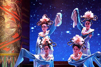 Tang Dynasty Dinner & Show Thumbnail