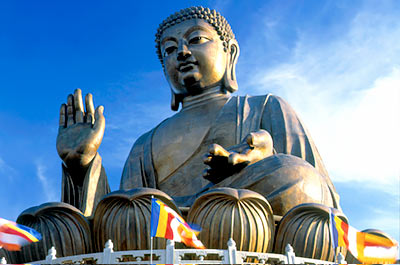 Full Day Lantau & Po Lin Monastery Tour with Lunch Thumbnail