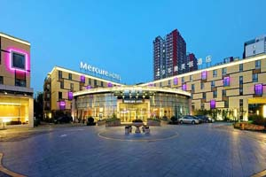 Mercure Beijing Downtown Image