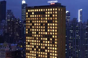 Courtyard by Marriott Shanghai Puxi Image