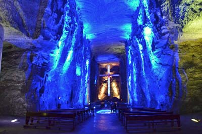 Half Day Salt Cathedral of Zipaquira Thumbnail