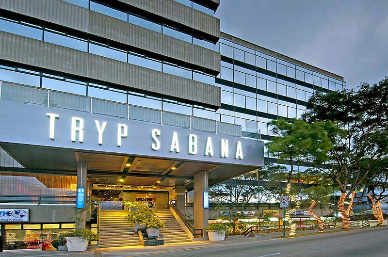 Tryp Sabana Hotel By Wyndham Gate 1 Travel More Of The