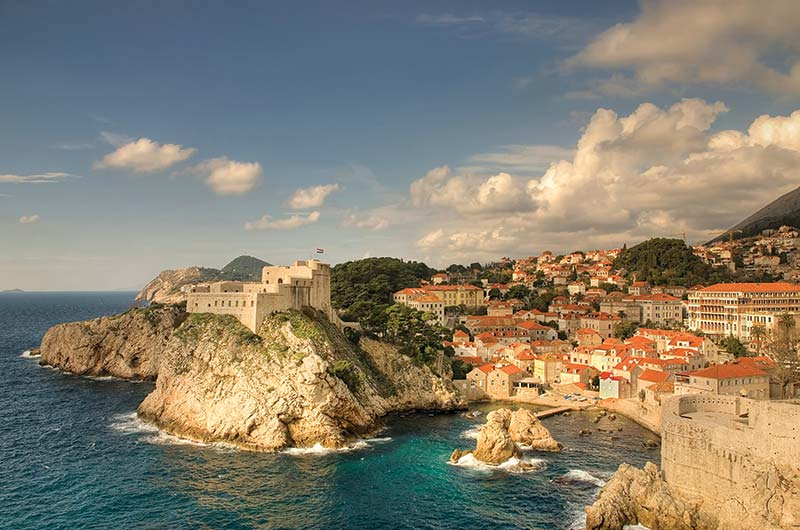 Croatia with 7 Day Adriatic Coast Cruise