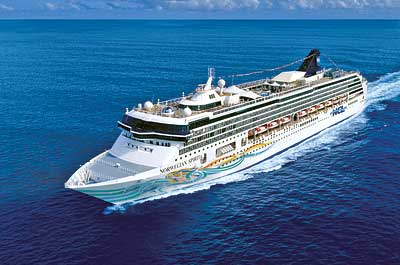 Norwegian Spirit Image