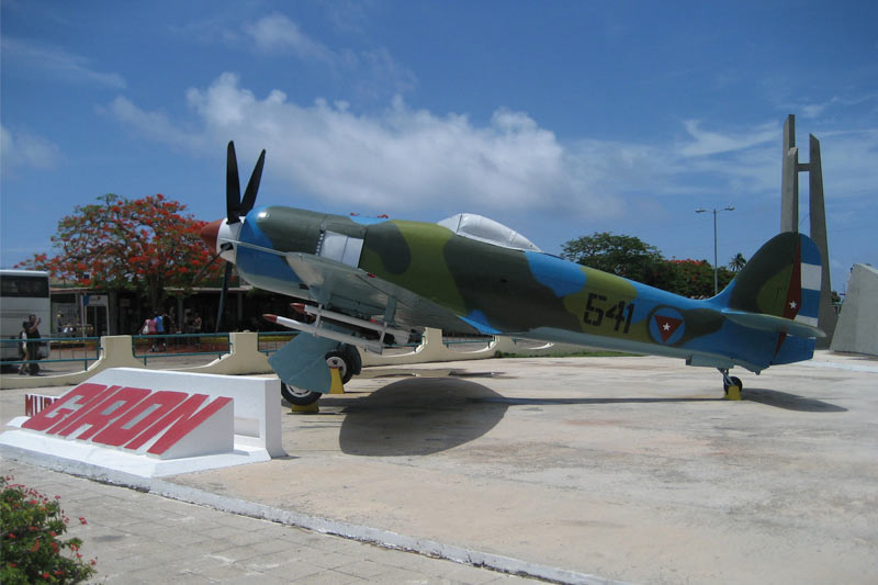 The Bay of Pigs Museum