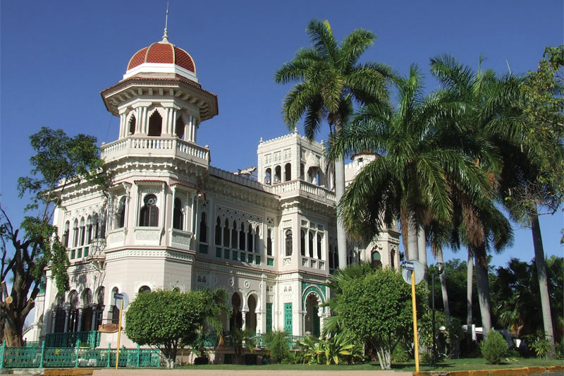 Palace in Cienfuegos