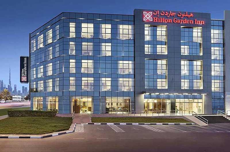 Hilton Garden Inn Dubai al Mina   Gate 1 Travel - More of ...