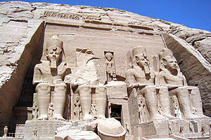 Abu Simbel by Air from Aswan Thumbnail