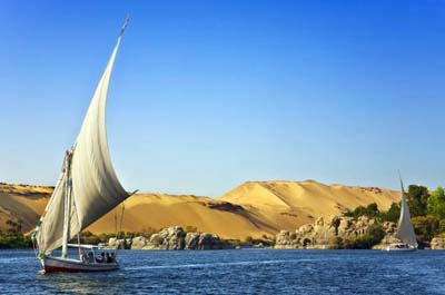 Sunset Felucca Ride Thumbnail