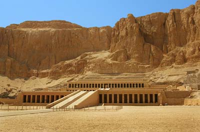 Half Day Valley of the Kings, Valley of the Queens, Temple of Hatshepsut & Colossi of Memnon Thumbnail
