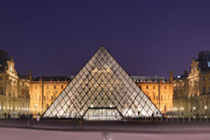 Grand Louvre Evening Tour (GL) 6:30 PM Thumbnail