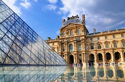 Grand Louvre Museum (GL) 9:30 AM Thumbnail