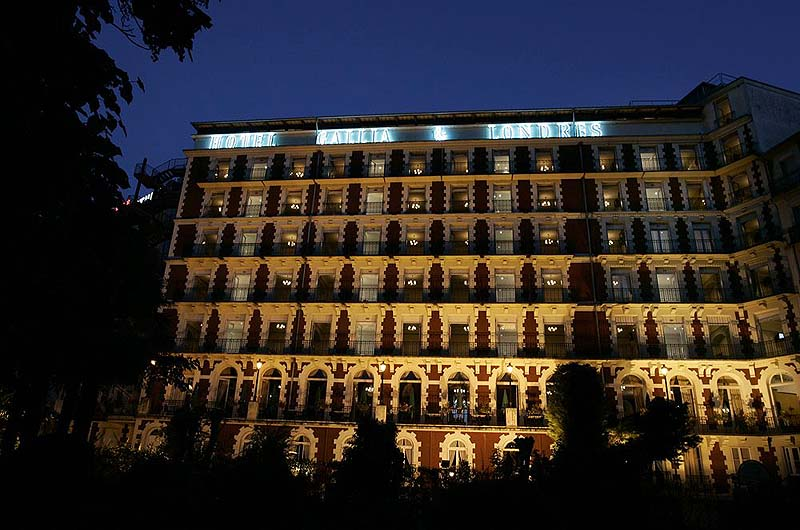 Gallia Et Londres Hotel Lourdes France