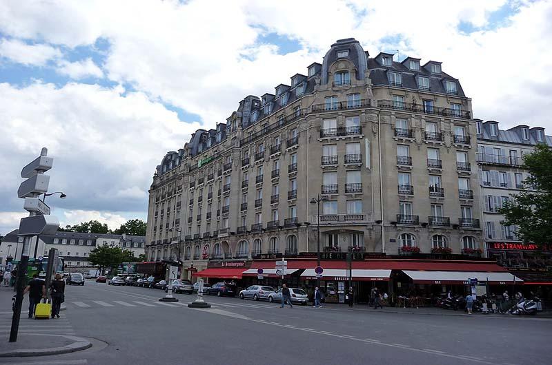 Holiday Inn Paris Gare De L 39 Est Gate 1 Travel More Of