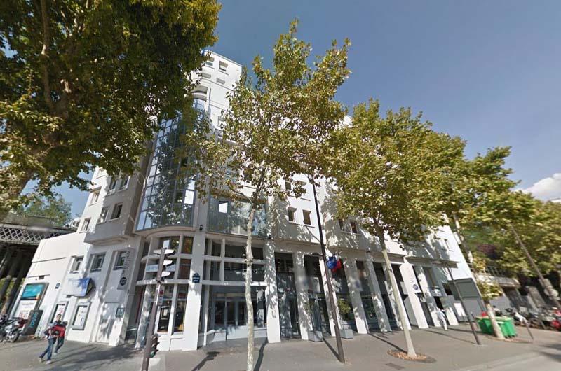 Median paris porte de versailles for Porte de versailles paris