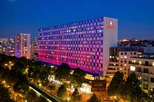 Paris Marriott Rive Gauche Hotel Image