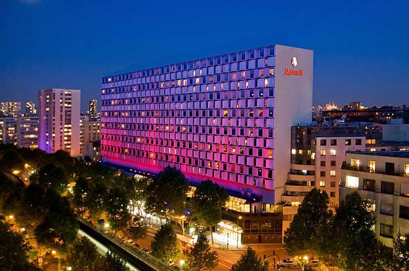Paris Marriott Rive Gauche Hotel Gate 1 Travel More Of