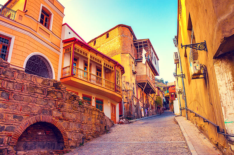 Tbilisi Old City