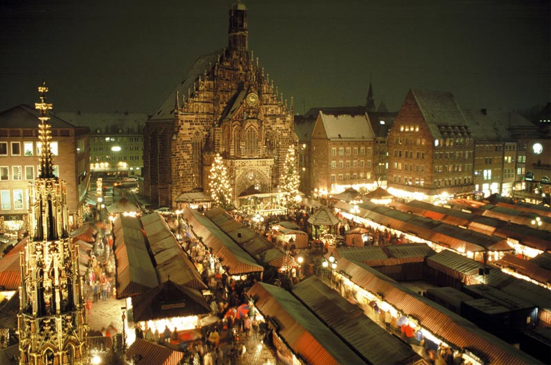 Christmas Markets of Germany & Austria