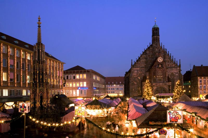 10 Day Christmas Markets of Germany