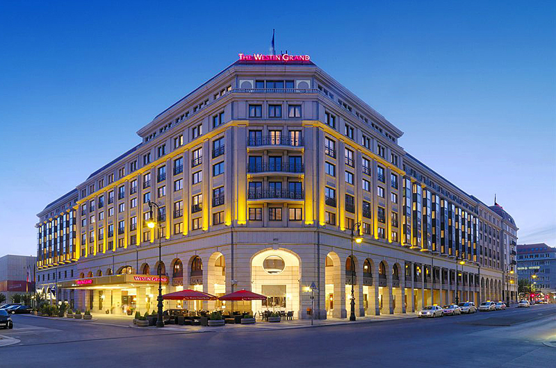 The Westin Grand Berlin Image