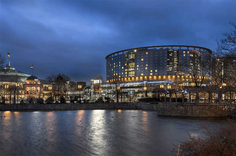 Maritim Hotel Frankfurt Theodor Heuss Allee