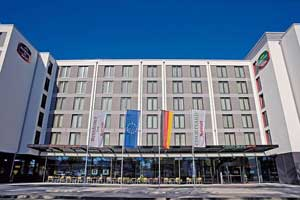 Courtyard by Marriott Munich City East Image