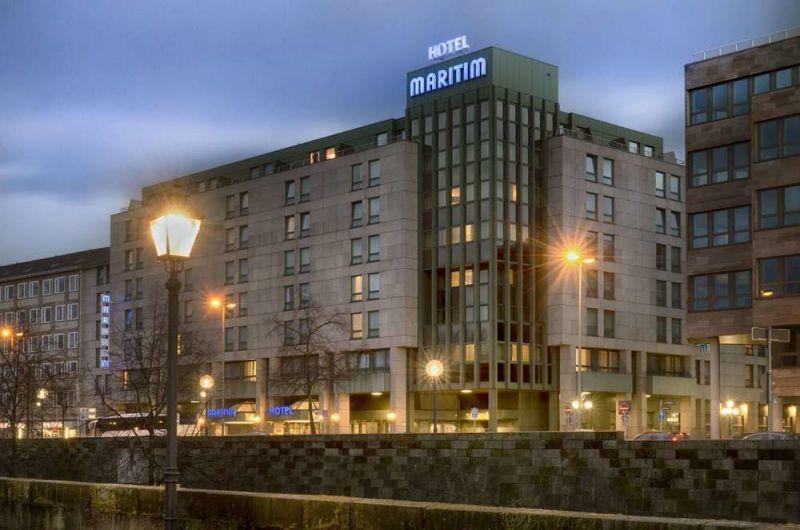 Hotel Maritim Nurnberg Restaurant