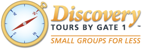 Discovery Tours by Gate 1 - Small Groups for Less