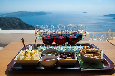 Half Day Santorini Wine Tour PM Thumbnail
