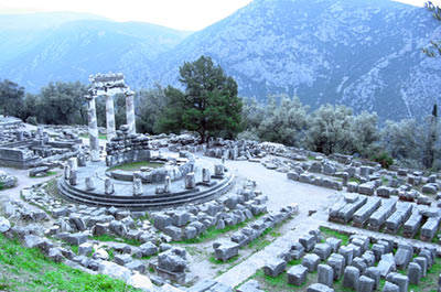 Full Day Delphi Tour with lunch (4) Thumbnail