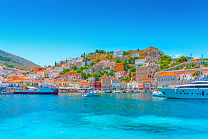 Full Day Cruise to Hydra, Poros & Aegina with lunch Thumbnail