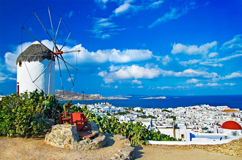 Greece Greece Vacation Packages Travel Greek Islands Mykonos - How much does it cost to go to greece