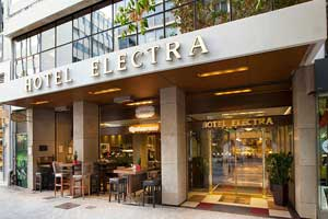 Electra Hotel Athens Image
