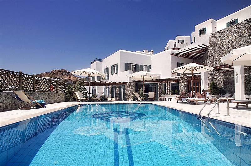 Pelican Art Bay Hotel Mykonos