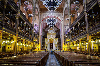 Budapest Opera House & Great Dohany Synagogue Thumbnail